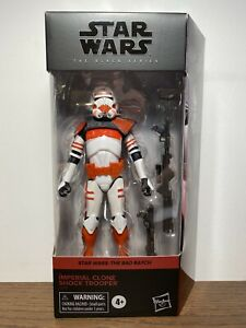 Star Wars - Black Series: Imperial Clone Shock Trooper (The Bad Batch)