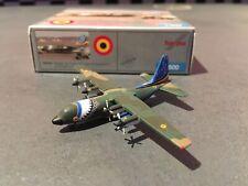 Herpa Wings 1:500 - Belgian Air Force - C-130H Hercules - 20th Anniversary