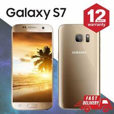 Samsung Galaxy S7 32GB Android débloqué Téléphone Gold Grade A+++
