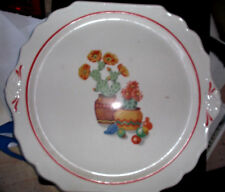 Homer Laughlin 1940's  Mexicana  STYLE  SERVING Platter