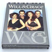 Will & Grace - Season 7 (DVD, 2007, 4-Disc Set)