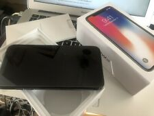 New Apple iPhone X 256GB Space Grey unlocked To All Network Fast Delivery Boxed