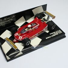 MINICHAMPS FERRARI 312T4 WORLD CHAMPION JODY SCHECKTER 430797311