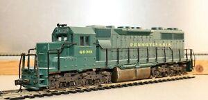 HO Scale Atlas PRR Pennsylvania SD35 Diesel Locomotive #6039