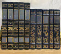 EASTON PRESS LOT OF 10 - Leather - Civil War Library - Includes BP - Unread VF