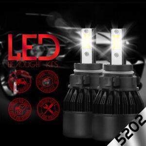 XENTEC LED HID 6K Foglight Conversion kit 5202 12276 H16 Jeep Patriot 2009-2017