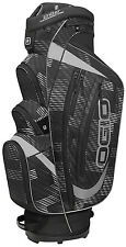 OGIO Golf 2016 Shredder Cart Bag Buzz Saw Black 15 Way Full Length Divided NEW
