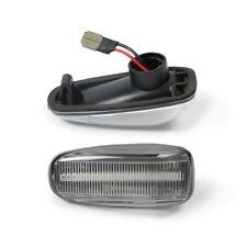 Für Mercedes Benz LED Seiten Blinker Chrom W210 R170 C208 Vito Sprinter W208