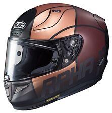 HJC RPHA 11 PRO QUINTAIN BROWN MOTORCYCLE HELMET FREE DARK SHIELD size XL