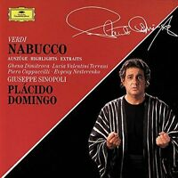 Verdi Nabucco-Auszüge (DG, 1983) [CD]