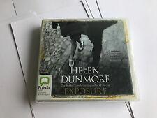 Exposure (Audio CD) by Helen Dunmore NEW SEALED 8 CD AUDIOBOOK 9781489079978