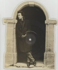 Julian Lennon- Valotte UK shaped vinyl picture disc with plinth