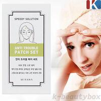 MISSHA Speedy Solution Anti Trouble Patch 12 Patces / Acne & Blemish Treatments