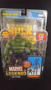 MIP Green Variant HULK Marvel Legends Toy Biz BAF GALACTUS Arm 2005 Avengers