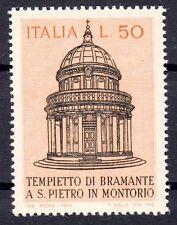 Italia 1332, posta freschi/**/architettura, tempio ST. Pietro MONTORIO ROMA