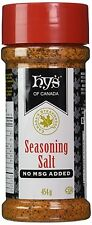 Hy's Seasoning Salt No MSG - 454g {Imported from Canada}