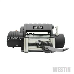 Westin Off-Road 12.0 Integrated Winch w/ Steel Rope Universal