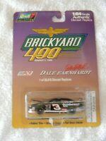 Revell Dale Earnhardt 1:64 Scale Diecast  1998 #3 Brickyard 400 1 of 20,016