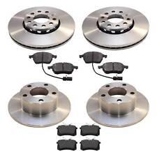 Bremsen-Set mit 4 Bremsscheiben + Bremsbeläge VW Passat 3B alle Motoren +TDI