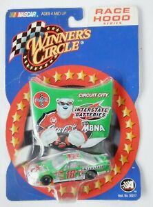 Bobby Labonte #18 Interstate (Hood) Car (Nascar)(Winner's Circle)(2002)