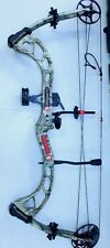 PSE Stinger 3G Right Handed Compound Bow w/ Hard Case, Arrows & MORE (26260) D