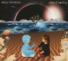 Walk The Moon - What If Nothing - CD Digipak - New And Sealed Condition