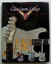 FENDER CUSTOM SHOP Richard R. Smith Guitars HD CJ ILLUS Pitkin Studio 1996 - B