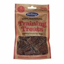 Hollings Dog Training Treats Duck Flavour Healthy Reward Snack Grain Free 75g