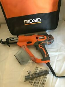 Ridgid R6791 1-3in Drywall and Deck Collated 6.5 Amp Screwdriver Screwgun N