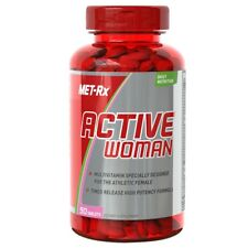 MET-Rx ACTIVE WOMAN Daily Multivitamin for Women - 90 tablets MUSCLE VITAMINS