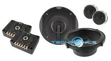 "INFINITY KAPPA 60.11CS +2YR WARANTY 6.75"" COMPONENT SPEAKERS SYSTEM FITS 6.5"""