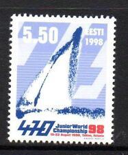 ESTONIA MNH 1998 SG318 WORLD 470 CLASS JUNIOR YACHTING CHAMPIONSHIPS