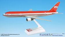 Flight Miniatures LTU LuftTransport Unternehmen Boeing 767-300 1:200 Scale Mint