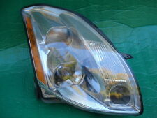04 05 06 NISSAN MAXIMA XENON OEM HEADLIGHT RIGHT COMPLETE HEADLAMP PASSENGER