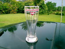 HARLEY DAVIDSON CAFE NEW YORK  BEER GLASS 8 3/8 IN TALL
