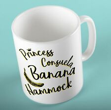 FRIENDS TV SERIES Mug Cup | Princess Consuela | - Birthday Gift for Friends Fan