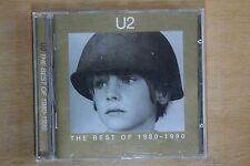 U2  – The Best Of 1980-1990    (C365)