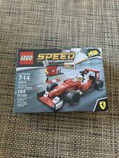 LEGO 75879 SPEED CHAMPIONS Scuderia Ferrari SF16-H F1 (2018 Retired Set) NEW