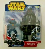 Star Wars Playskool Jedi Force Darth Vader with Imperial Claw Droid 2005