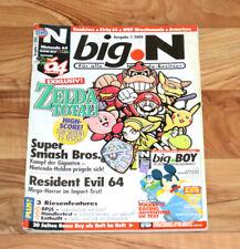 2000 Nintendo 64 Magazine Resident Evil Kirby 64 Super Smash Bros Zelda Rayman 2