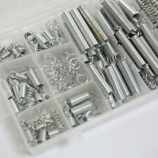 Box of 200pcs Small Metal Loose Steel Coil Springs Assortment Kit Assorted