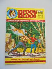 Bessy Bastei Nr.107 eingetütet & geboardet Zustand 1-2/2