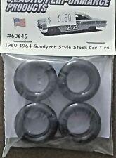 Plastic Performance Products #6064G - 1960-64 Goodyear Style Stock Car Tires