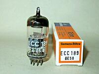 ECC189, (E88CC), 1 pc, Siemens, NOS, Elektronenröhre, Elektronenröhren
