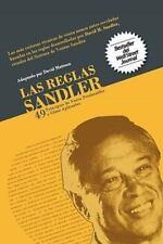 Las Reglas Sandler Cuarenta y Nueve Principios de Venta Perdurables...y Cmo Apli