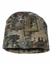 """Kati 8'' or 12"""" Knit Cap Realtree or Breakup Camo Beanie Hat LCB08 Camouflage"""