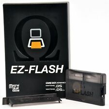 EZ-FLASH Omega Upgraded EZ-FLASH Reform IV EZ4 GBA/SP/NDS/NDSL Game Boy Advance