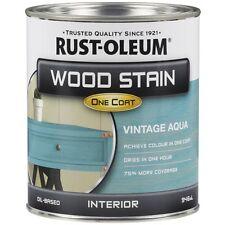 Rust-Oleum 946ml Vintage Aqua Wood Stain