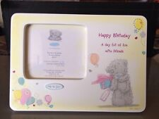 Me To You Happy Birthday Picture Frame