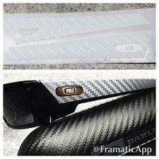Oakley Gascan - White Carbon Fiber Vinyl Skin 1/2 Wrap